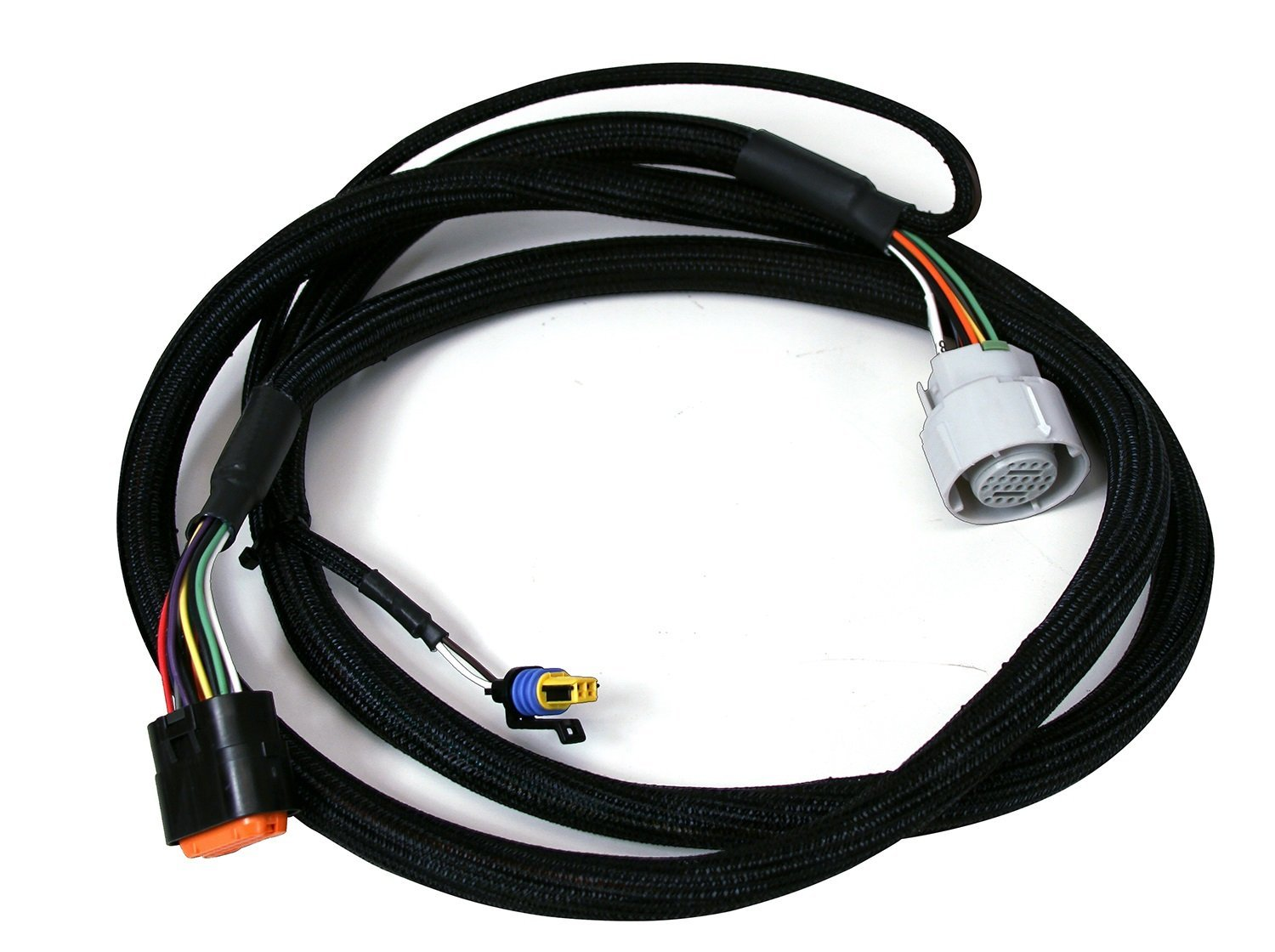 amazon com msd 2770 atomic transmission controller harness amazon com msd 2770 atomic transmission controller harness automotive