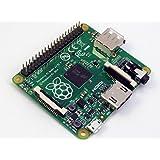 Raspberry Pi Mainboard Typ B + (Prozessor 700MHz, 512MB RAM, 4x USB, 1x HDMI, 1x RJ45, 1x Klinke, Kartenleser SD/microSD)