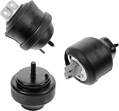 Set of 3 Transmission Motor Mounts 3.0L for Ford Taurus Mercury Sable DOHC