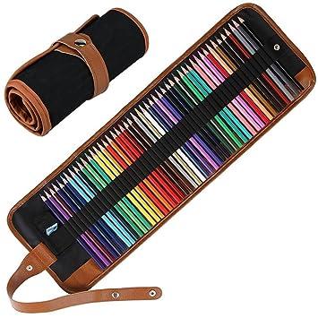 Profesional 48 Lápices de colores para adultos niños con ...