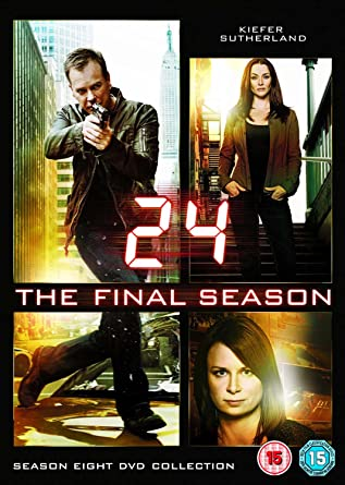 24 - Season 8 [DVD]: Amazon co uk: Kiefer Sutherland, Mary