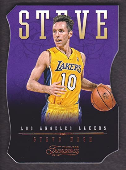 3f8da7a17df 2012-13 Timeless Treasures Basketball Three-Piece Puzzles  8A Steve ...