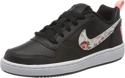 dinastía Obsesión Escéptico  Nike Court Borough Low Vintage Floral, Zapatillas de Baloncesto para Mujer,  Negro (Black/Pale Ivory/Pink Tint 1), 35.5 EU: Amazon.es: Zapatos y  complementos