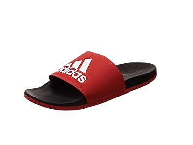 adidas Herren Adilette Comfort Dusch- & Badeschuhe: Amazon