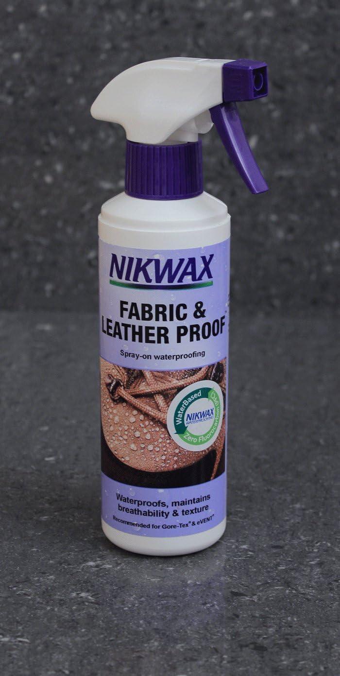 Nikwax Tela y Cuero Prueba