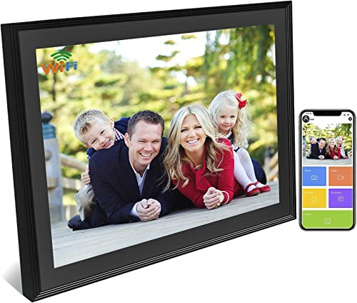 WiFi Digital Picture Frame 10.1 Inch Touch Screen
