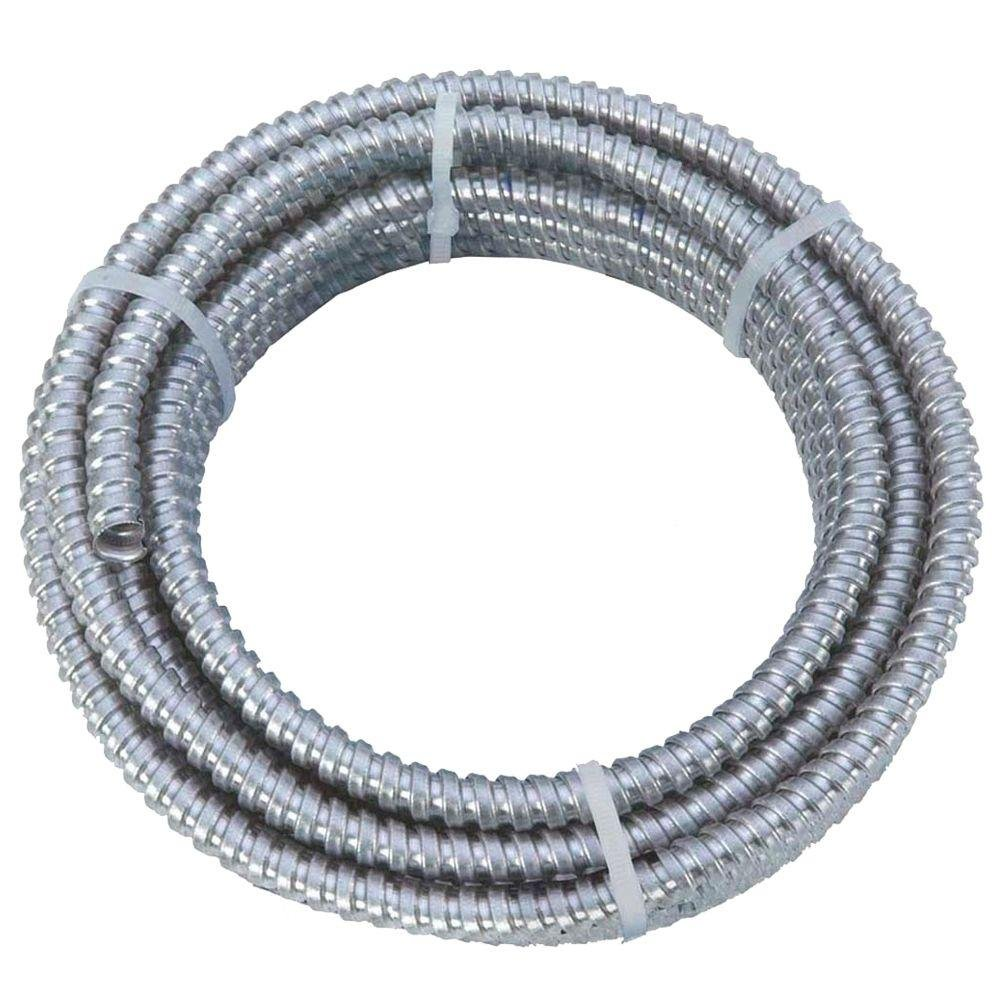 1/2 in. x 50 ft. Flexible Aluminum Conduit