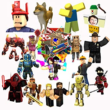 Gtotd Stickers For Roblox 20 Pcs Stickers For Amazon In Electronics