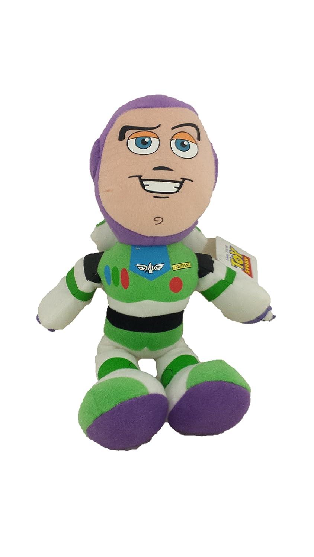 Toy Story 40cm Disney Buzz Lightyear Muñeco de Peluche: Amazon.es: Juguetes y juegos