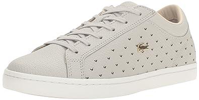 ef584ebe5546 Lacoste Women s Straightset 117 3 Fashion Sneaker
