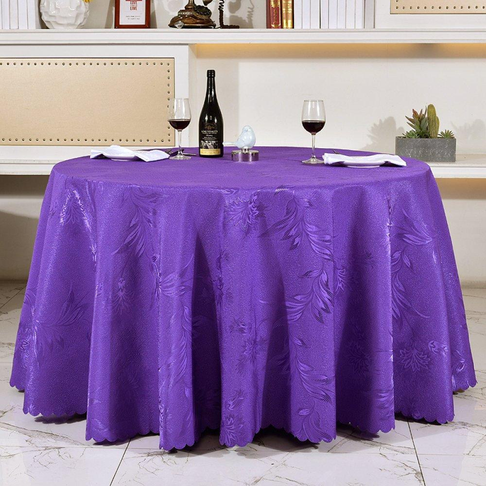 Mantel Mantel Mantel  rojo ondo Del Restaurante Del Hotel De La Boda Mantel,Wine rojo -diameter320cm 93858e