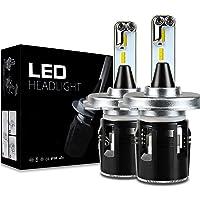 Auto Safety H4 LED faros de coche bombillas