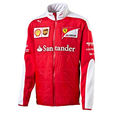 FERRARI F1 Hombre New Team Softshell Jacket 2016 Softshelljacke