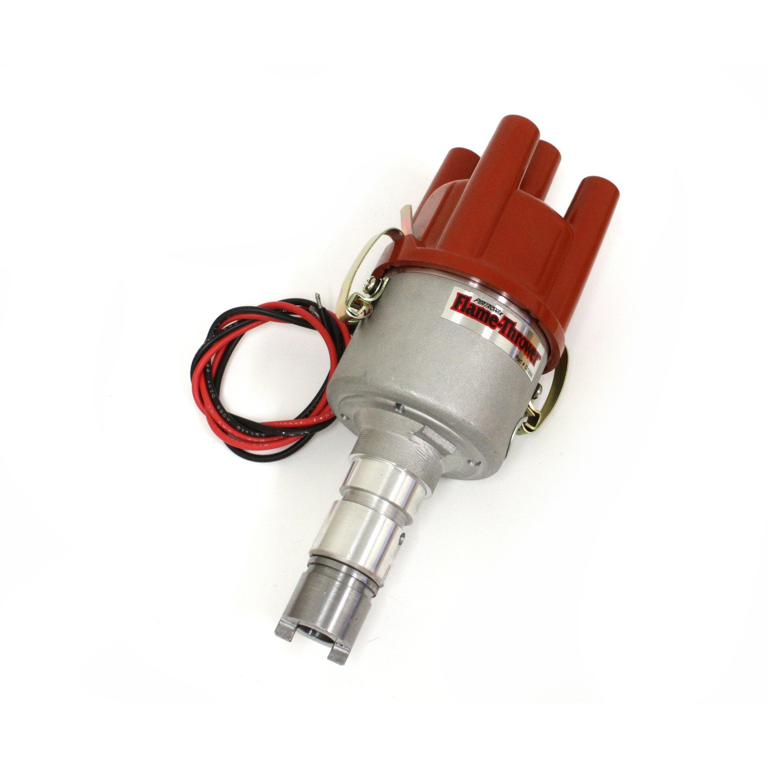 Pertronix D181604 Ignitor II Distributor with Non-Vacuum Cast for Alfa Romeo
