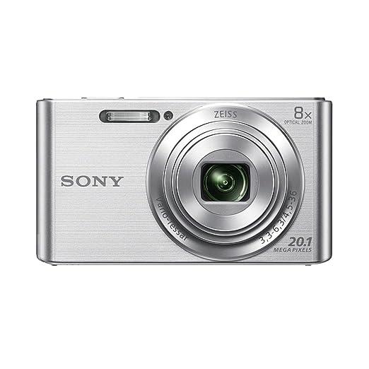 234 opinioni per Sony DSC-W830 Fotocamera Digitale Compatta, Sensore Super HAD CCD da 20.1 MP,