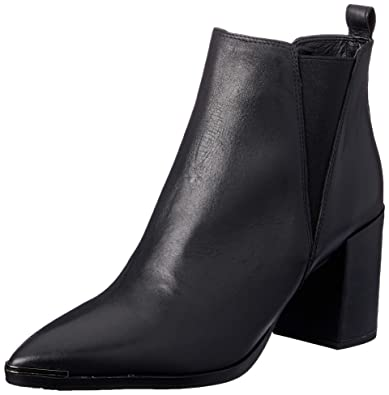 bb67bf4a681 Tony Bianco Bello Womens Ankle Boots - with Covered Block Heel   Side  Triangular Gussets (