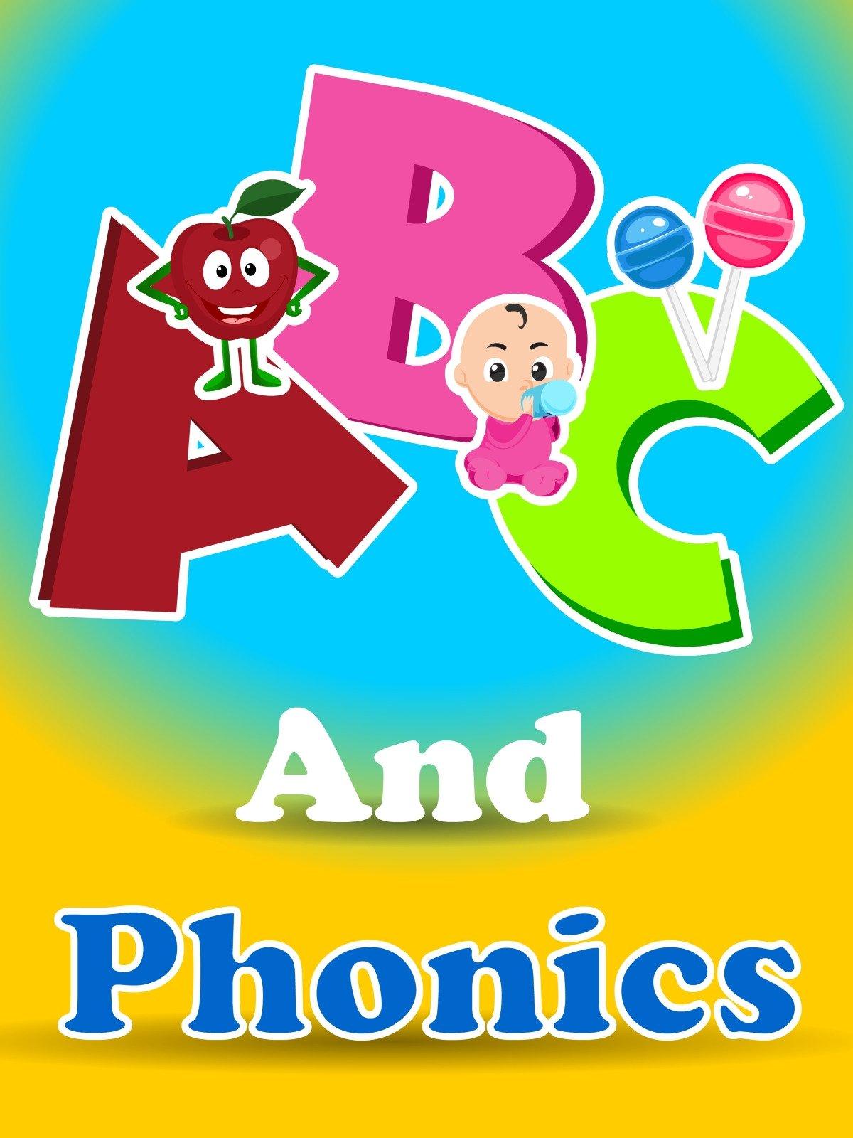 ABC and Phonics on Amazon Prime Video UK