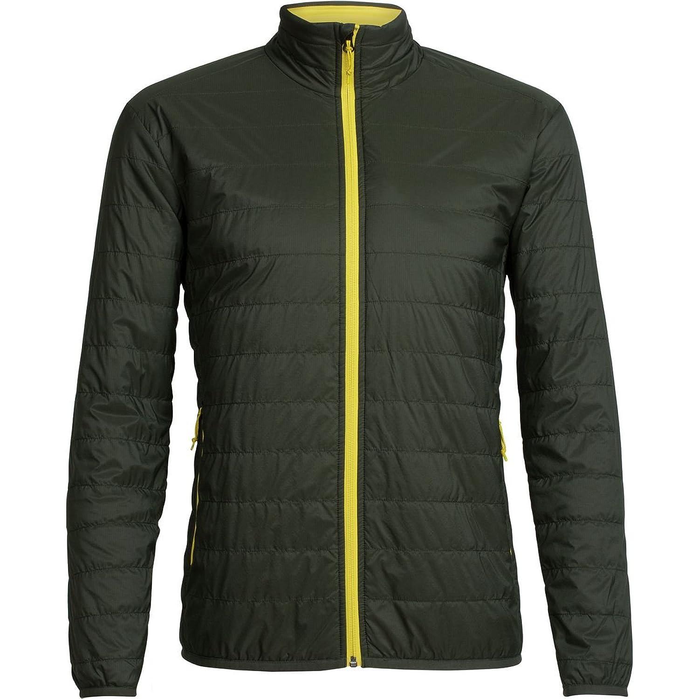 アイスブレーカー アウター ジャケット&ブルゾン Hyperia Lite Down Jacket Men's Kale/Sulfu ndc [並行輸入品] B076C7RQPB