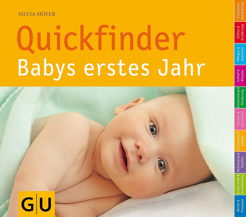 Quickfinder Babys erstes Jahr GU Quickfinder Partnerschaft & Familie ...