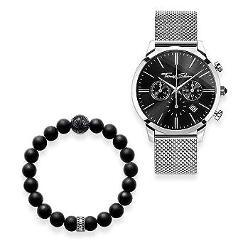 Pour Sabo Homme Avec Montre Thomas Spirit Rebel Bracelet IWED2H9Y