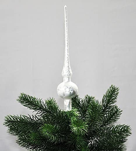 Inge Glas Magic Christbaumspitzen 28cm Christmas Greens Weihnachtsbaumspitzen