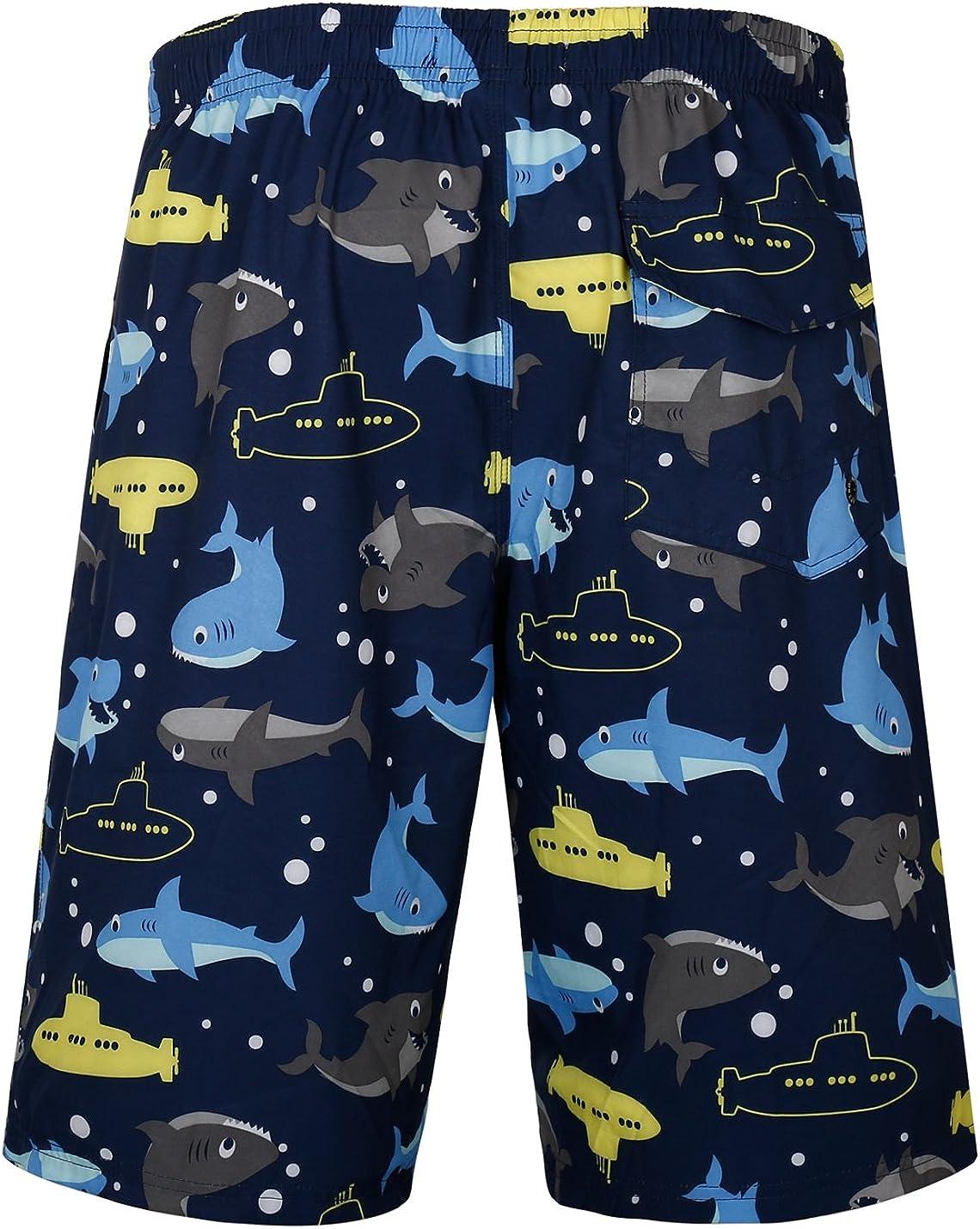APTRO Mens Swim Trunks Quick Dry Bathing Suit Swim Shorts