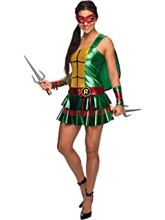 Amazon.com: Secret Wishes Womens Teenage Mutant Ninja ...