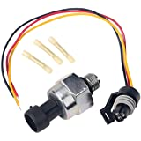 ICP Sensor with Harness Kit - Injection Control Pressure - Compatible with Ford Vehicles - 7.3 Powerstroke E350, F250, F…
