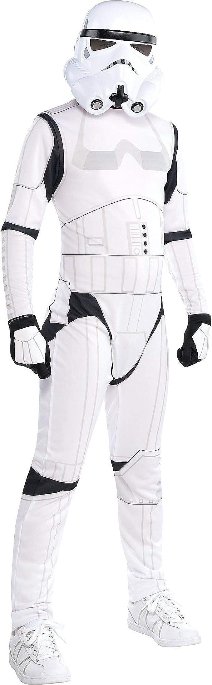 Disfraz de soldado de asalto para niños pequeños, Star Wars, 3-4T ...