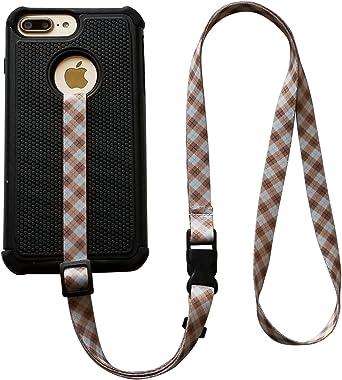 Foneleash - Correa Universal para teléfono móvil 3 en 1 con Correa para la muñeca y la Mano: Amazon.es: Electrónica