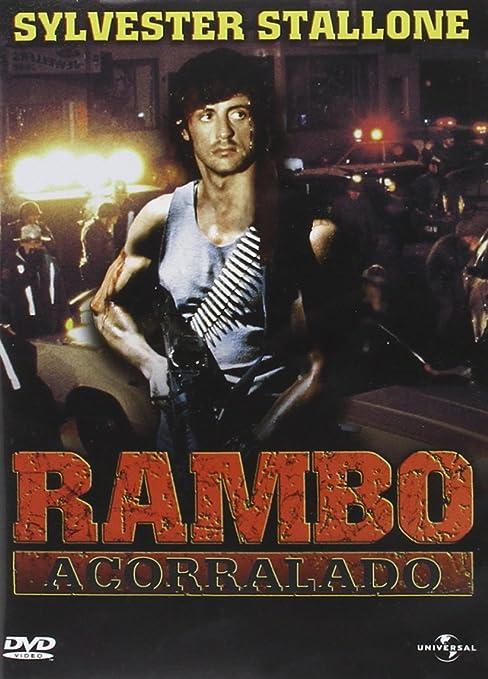 Rambo acorralado [DVD]: Amazon.es: Sylvester Stallone, Ted Kotcheff, Sylvester Stallone: Cine y Series TV