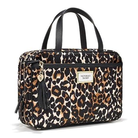 Neceser Maletín Grande Leopardo Victorias Secret