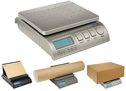 Post-Ship - Báscula digital de postal (20 kg, 1 g, 5