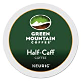 Green Mountain Coffee Roasters Half Caff Keurig