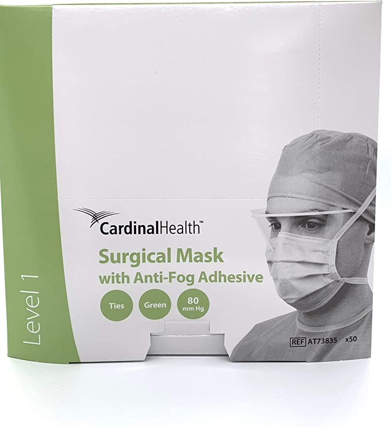 cardinal surgical mask
