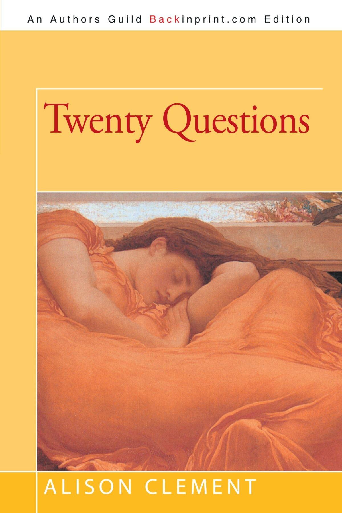 Twenty Questions ebook