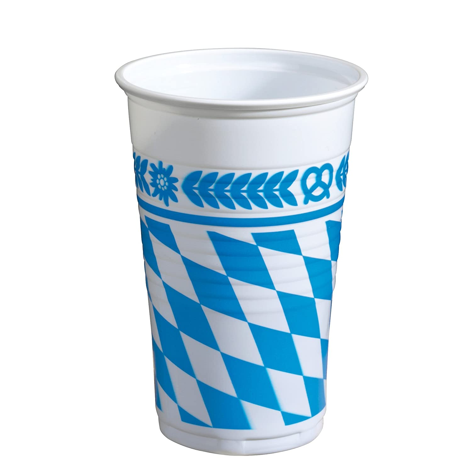 0,2 L Susy Card 11095601 bicchiere Bavaria rombo 12er Pack of