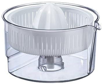 Bosch MUZ6ZP1 - Exprimidor para robots de cocina, color transparente y blanco: Amazon.es: Hogar