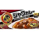 ハウス食品 ジャワカレー辛口 185g
