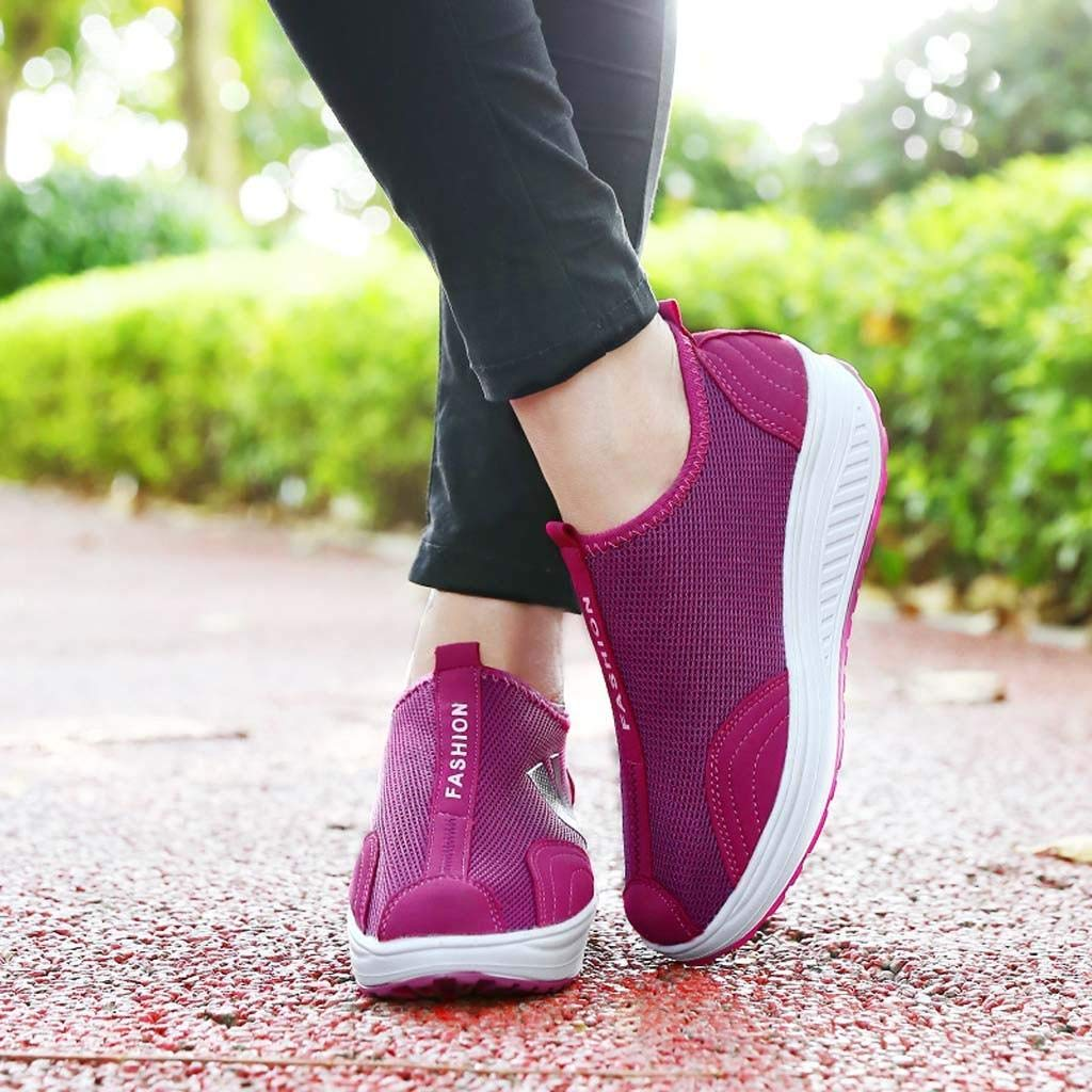 Womens//Mens Running Sports Shoes Athletic Sneakers Walking Fashion Casual-35-40CN