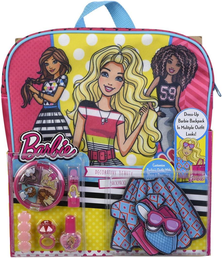 Amazon.es: Barbie- Estuche de maquillaje infantil (Markwins Beauty Brands 9709310): Juguetes y juegos