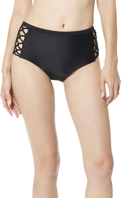 Speedo Alma High Waist Bottom Bikini Speedo Swimwear 7734205-P