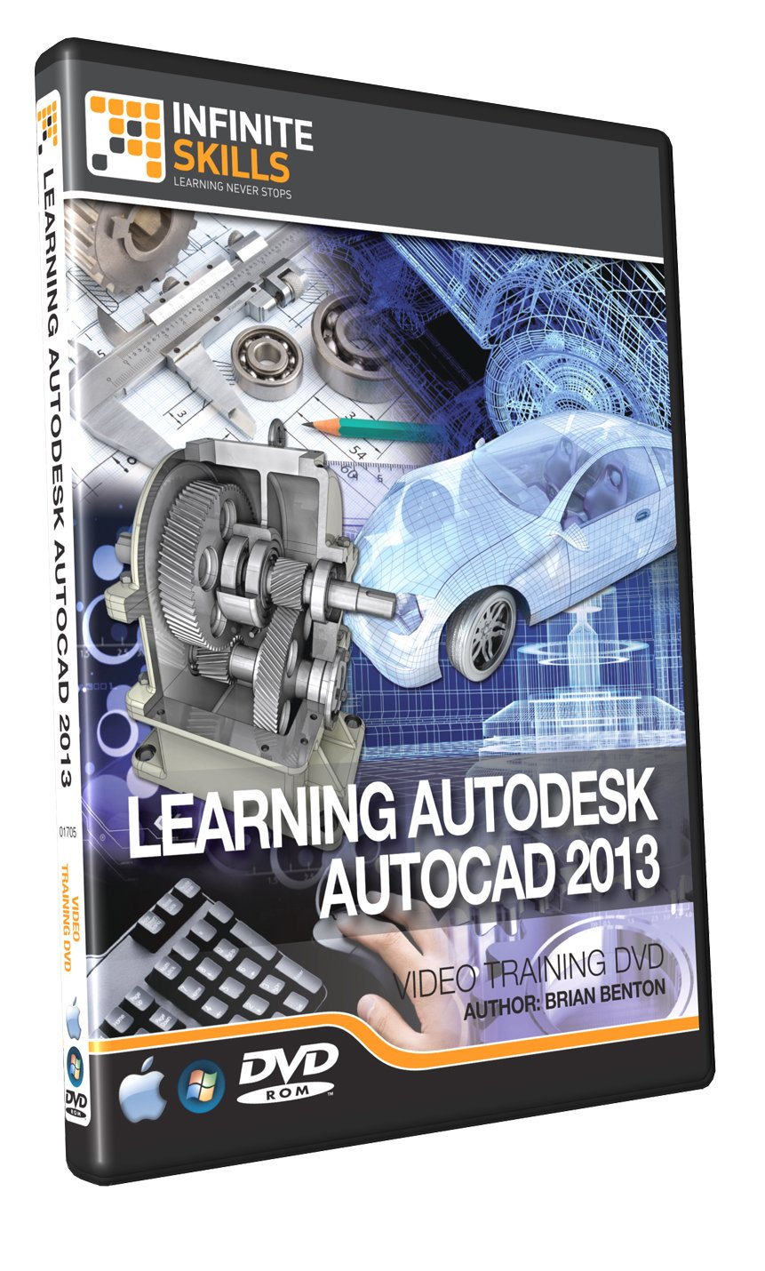 Amazon autocad 2013 training dvd tutorial video baditri Image collections