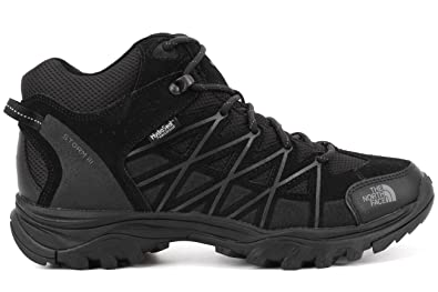 f0f894caf THE NORTH FACE Storm Iii Mid Waterproof Hiking Boot TNF Black ...