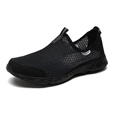 Men's Athletic Slip On Water Shoes
