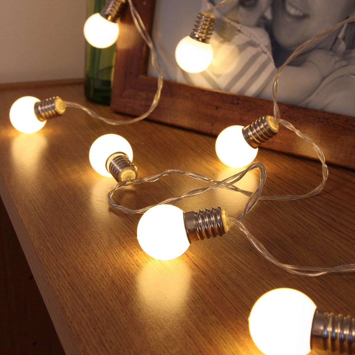 Wonderful Led Miniature Light Bulbs With Wire Contemporary ...