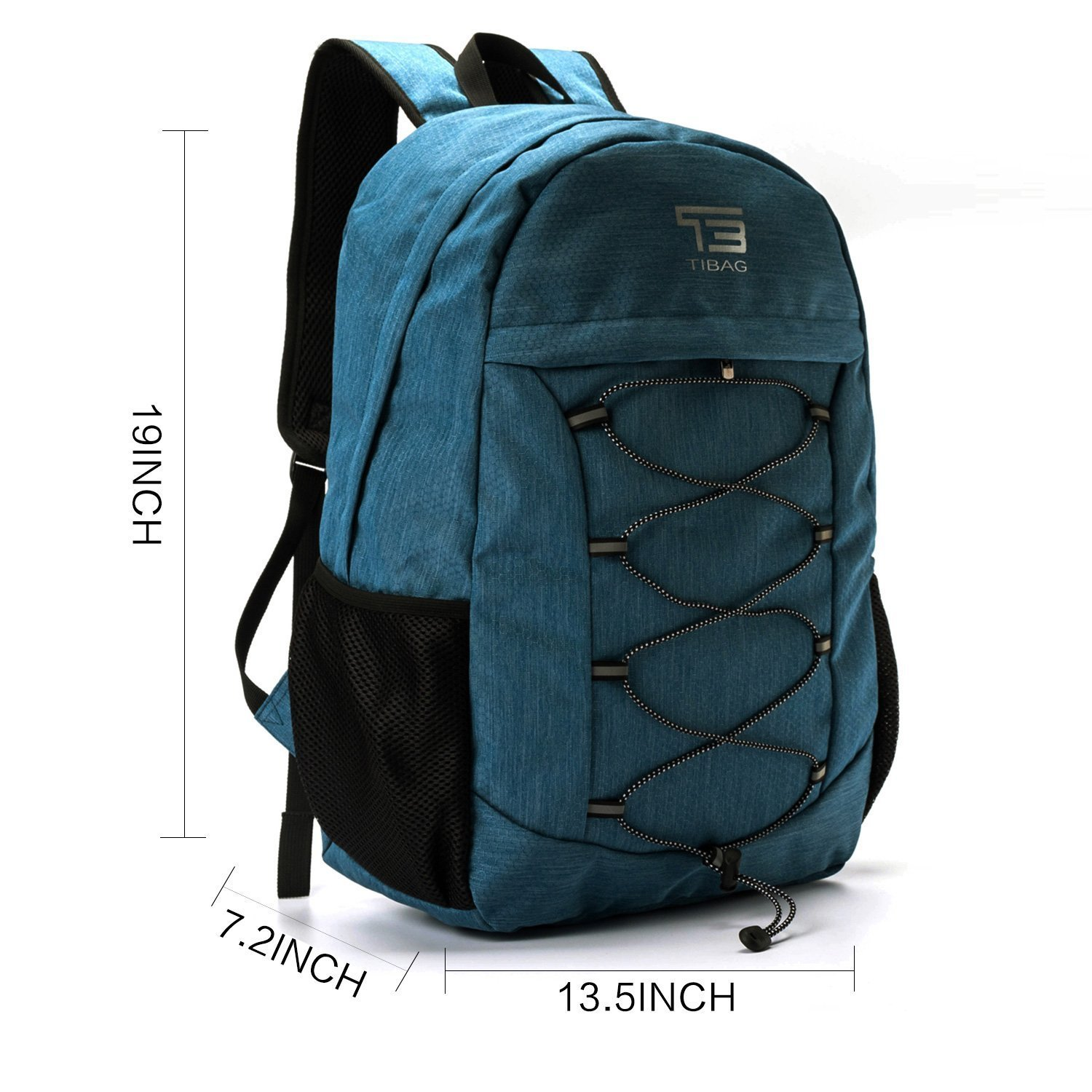 e45fa1b7434d ZZW Packable Foldable Waterproof Sports Backpack, Multi-functional ...