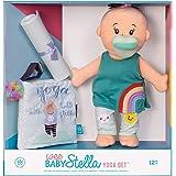"Manhattan Toy Wee Baby Stella 12"" Soft Baby Doll with Yoga Set"