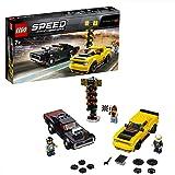 レゴ(LEGO) 2018 ダッジ・チャレンジャー SRT デーモンと 1970 ダッジ・チャージャー R/T 75893
