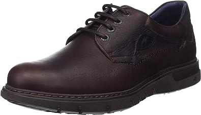 TALLA 41 EU. Fluchos Celtic, Zapatos de Cordones Derby Hombre